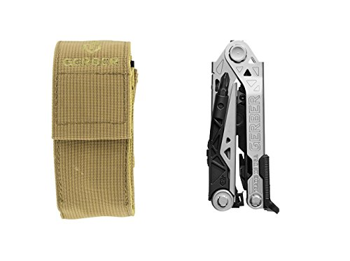 Gerber Center-Drive Multi-Tool | Coyote Brown Molle Sheath [30-001195] by Gerber (Image #7)
