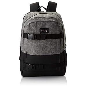 BILLABONG COMMAND SKATE sac a dos – Gris/Noir – Taille Unique