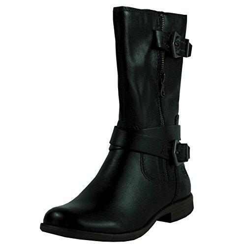 BLACK Black Boots Marco 4 Women's Tozzi PgqUwxxRI