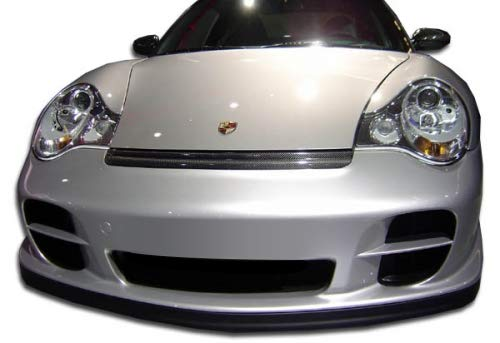 Gt2 Front Bumper - Duraflex Replacement for 2002-2004 Porsche 911 Carrera 996 C2 C4 and 2001-2004 Porsche 911 Carrera 996 Turbo C4S GT-2 Look Front Bumper Cover - 2 Piece