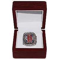 $99 » Boston Red Sox (David Ortiz) 2004 World Series Champions (Greatest Comeback in History) Ending the Curse of the Bambino Collectible Replica…
