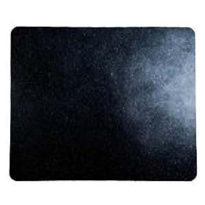alfombrilla de ratón explosión abstracta polvo blanco - rectangular - 23cm x 19 cm
