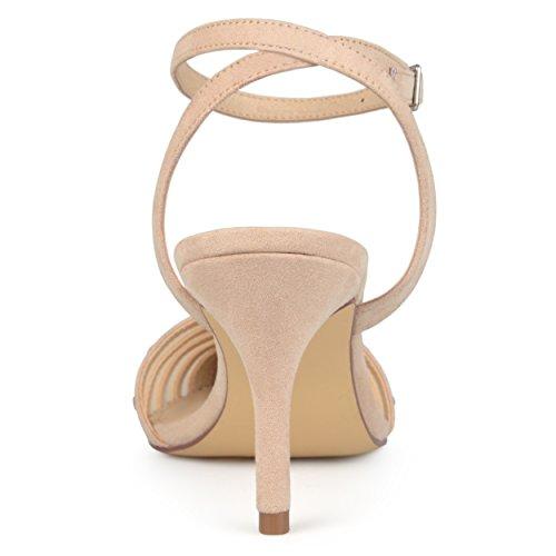 Femmes Chaussures Nude Co Brinley À Talons gA4qf