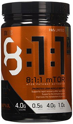 Star Labs 8:1:1 Mtor Supplement, Orange, 30 Count