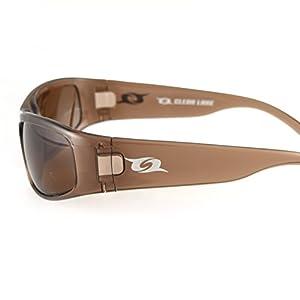 Clear Lake Manatee Sport Polarized Sunglasses Wraparound Frame Mens Womens Youth