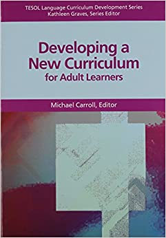 Book Developing A New Curriculum For Adult Learners