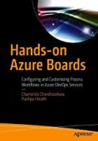 Hands-on Azure Boards Front Cover