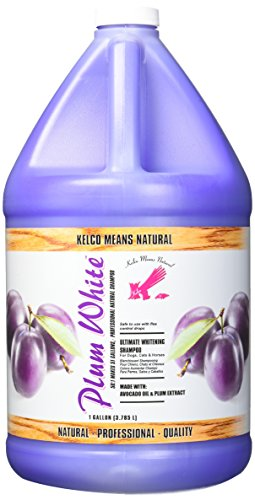 - Kelco 50:1 Plum White Shampoo Gallon