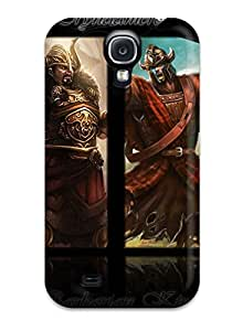 First-class Case Cover For Galaxy S4 Dual Protection Cover League Of Legends Video Game League Of Legends Sending Free Screen Protector