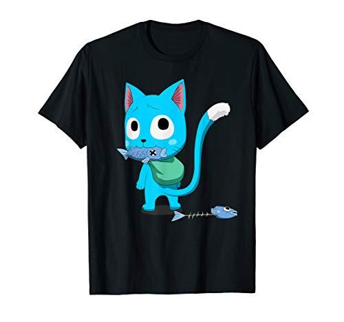 Fairy Tail Happy T-shirt ()