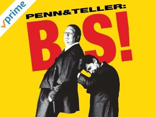 Penn & Teller: BS! Season 1