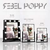 Rebel Poppy Large Vanity Mirrors with LED