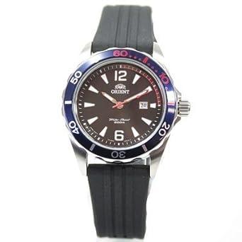 608c5439f Orient Watch Sport Deep Diver Quartz Date Black Rubber FSZ3 V003B0:  Amazon.co.uk: Watches