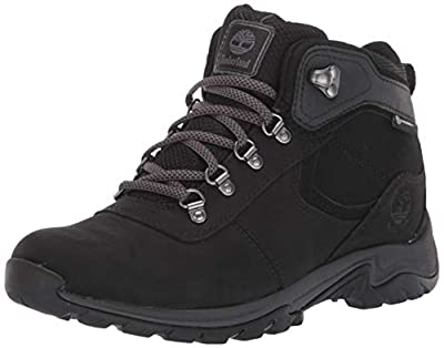 Timberland Women's Mt. Maddsen Mid Leather Waterproof Hiker Hiking Boot