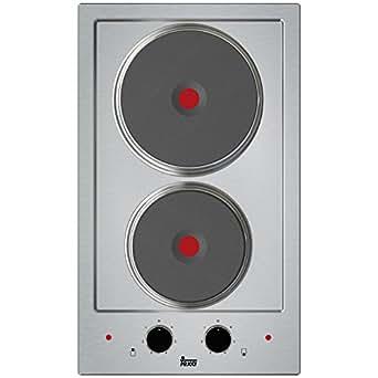Teka EFX 30.1 2P Placa (Integrado, Hornillo eléctrico ...