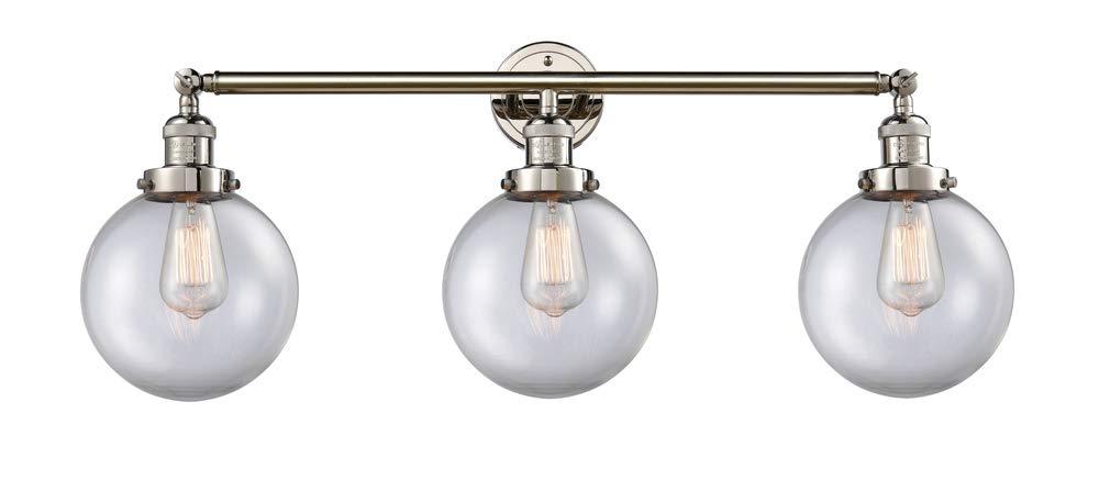 Innovations 208-AB-M4 2 Light Bathroom Fixture Antique Brass