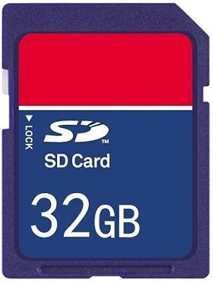 I9Q 32 GB Memoria Independiente SDHC Card + Lector de tarjetas SD ...