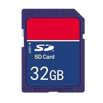 E9Q 32GB SD Card + Gratis SDHC Lector De Tarjetas para Cannon ...