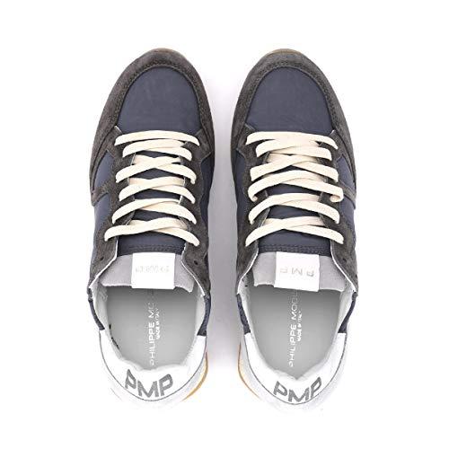 Sneaker 43 Monaco Vintage Grigio Monaco Sneaker rwrqSHP