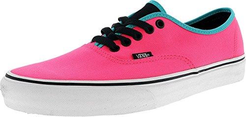 Vans Authentisch (Brite) Neon Pink / Schwarz