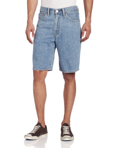 Levi's Men's 550 Short , Light Stonewash, 31