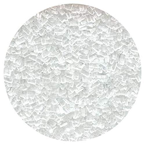 White Coarse Sugar Crystals - 4 -