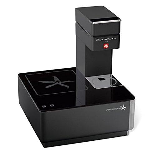 Illy 949834 Máquina de café en cápsulas 0.7 litros, Aluminio ...