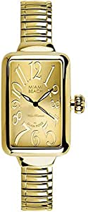 Miami Beach for Women Analog, Stainless Steel, MBD27156