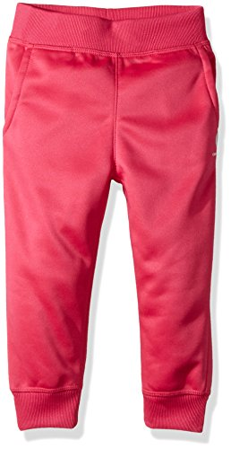 Price comparison product image Carhartt Toddler Girls' Sweatpants, Bright Pink, 3T