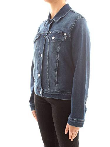 Love 2993 De W 03 Moschino S Denim Blu Jeans H Chaqueta Mujer 609 6wBgTxWq1d