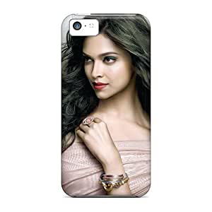 OtT28320DXYV Phone Cases With Fashionable Look For Iphone 5c - Deepika Padukone New