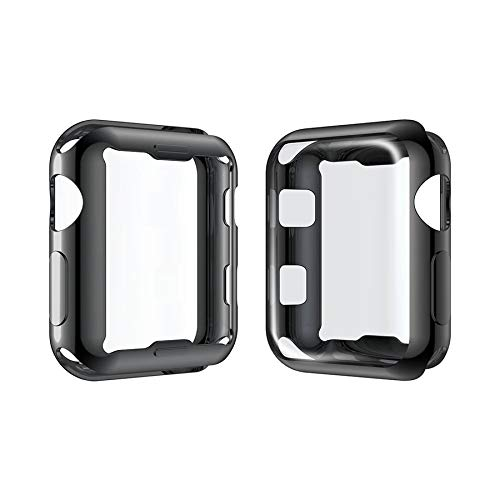 BATOP Apple Watch Screen Protector || Soft Slim case TPU Screen Protector for Apple Watch