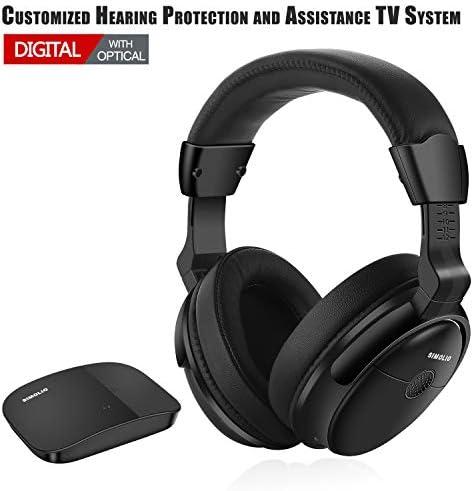 SIMOLIO Wireless Headphones Protection Headphone product image