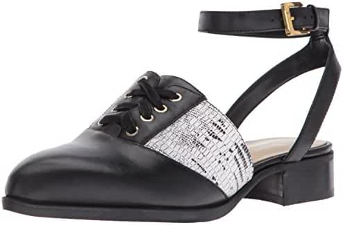 Nine West Women's Nimah Leather Loafer Flat