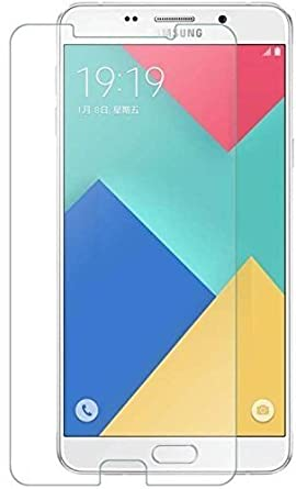 IND Full Screen Protector Tempered Glass For Samsung Galaxy A9 Pro Maintenance, Upkeep   Repairs