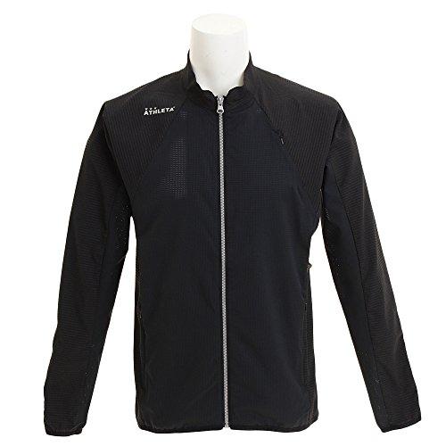 被る飢えた調べるアスレタ(アスレタ) トレーニング ジャケット REI-1046 BLK (ブラック/L/Men's)