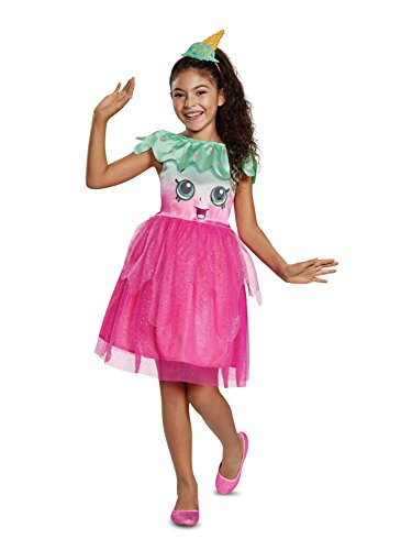 Disguise Ice Cream Kate Classic Child Costume, Pink, Medium/(7-8) ()