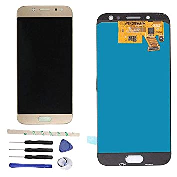 Draxlgon LCD Display Touch Screen Digitizer Assembly Replacement for Galaxy  J7 Pro 2017 J730 J730F SM-J730G/DS SM-J730F/DS, SM-J730FM/DS, SM-J730GM/DS