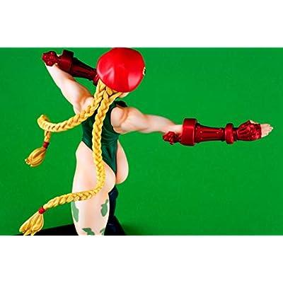 Kotobukiya Street Fighter Cammy Bishoujo Statue: Toys & Games