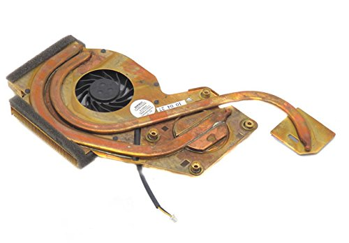 IBM Thinkpad T60/ T60P Heatsink And Fan Assembly New FRU# 41v9931 Alt# 26R9631 - Fru Fan Assembly