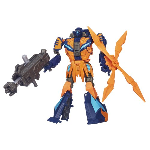Transformers Generations Deluxe Class Autobot Whirl Figure