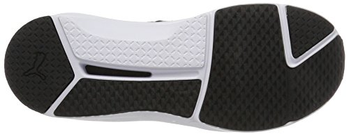 Puma Fierce Strap Swirl, Zapatillas Deportivas Para Interior Para Mujer Negro (Black-white)