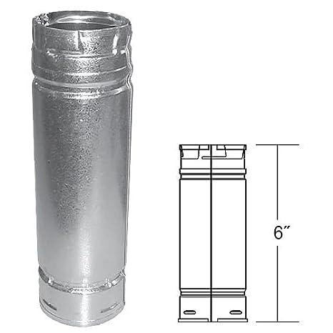 Amazon.com: Simpson DuraVent 33106 maíz Estufa ventilación ...