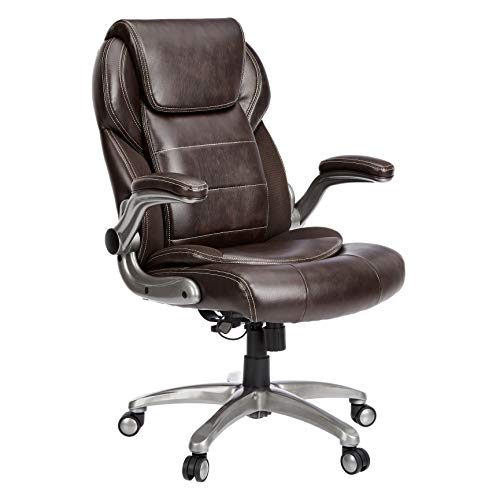 AmazonCommercial Ergonomic High-Back Bonded