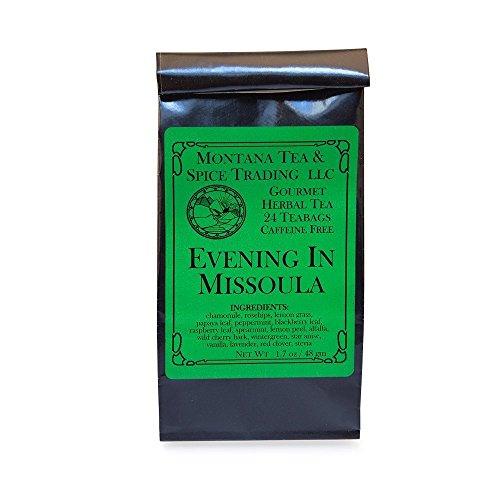 Montana Tea & Spice Trading LLC. Gourmet Herbal Tea Evening in Missoula (Montana Fashion)