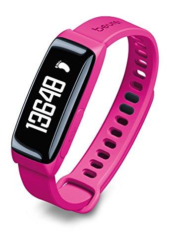 Beurer AS 81 Bodyshape BT Aktivitätssensor, Pink, 676.35