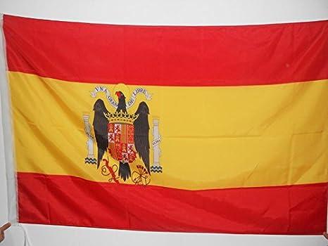 AZ FLAG Bandera de ESPAÑA DE Franco 150x90cm para Palo - Bandera FRANQUISTA ESPAÑOLA 90 x 150 cm: Amazon.es: Hogar
