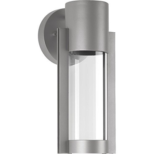Progress Lighting P560051-082-30 Z-1030 Metallic Gray One-Light LED Small Wall -