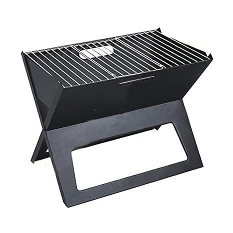 Nclon Plegable Barbacoa Barbacoa de carbón,Portátil Carbón ...