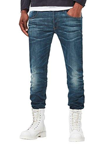 Autumn New Men's Slim Jeans - 3